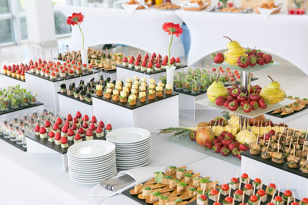 Catering na event